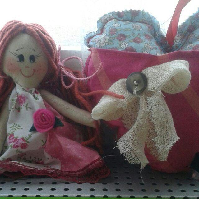 Πάνινες κούκλες δια χειρός depidesiene@gmail.com