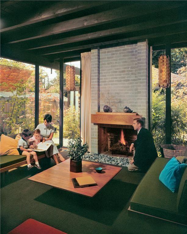 Dunbar House, Vancouver, British Columbia, 1961. By Selwyn Pullan.