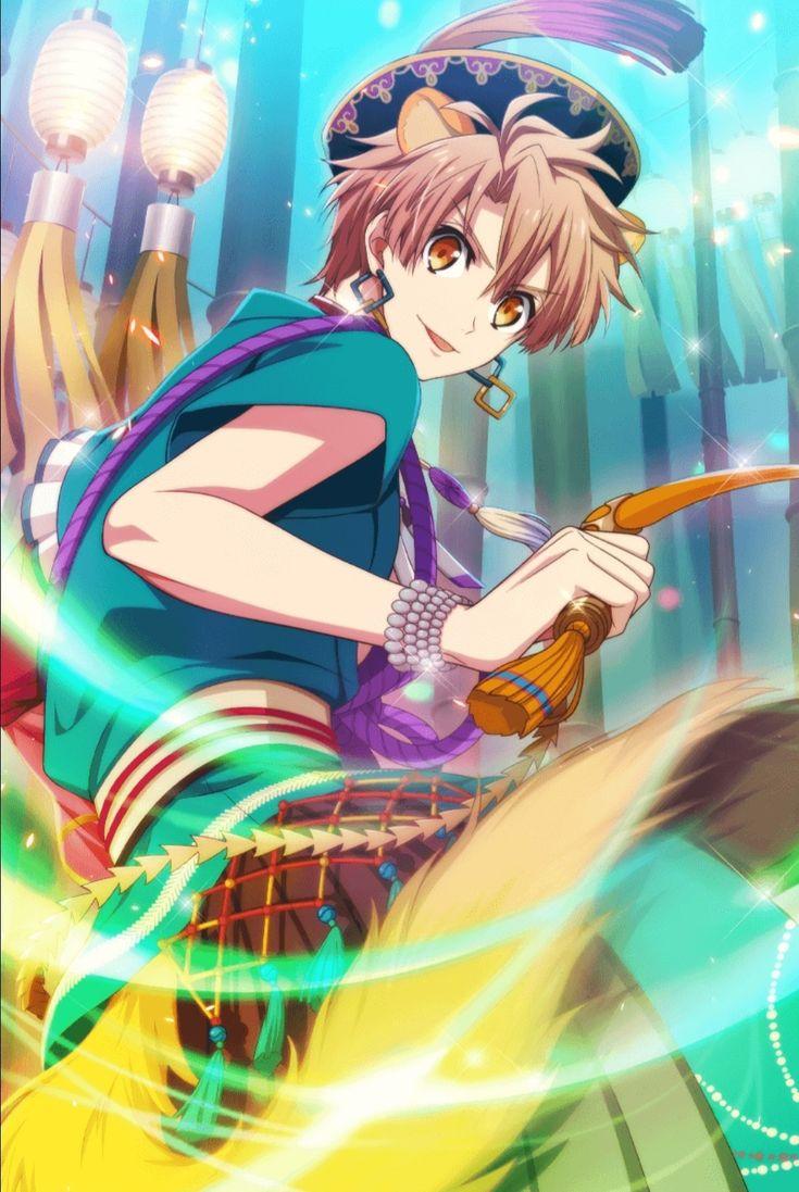 Idolish7 cards in 2020 cute anime boy anime anime boy