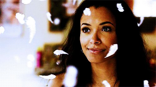 I got: Bonnie Bennett! Loyal and brave, you are always there for the people you love. You quite possibly have a 6th sense, and you have a strong connection with nature. You have always been smart and witty, and slightly sarcastic. Know that you always have the courage and skill to accomplish anything you put your mind to. Which Vampire Diaries girl are you?