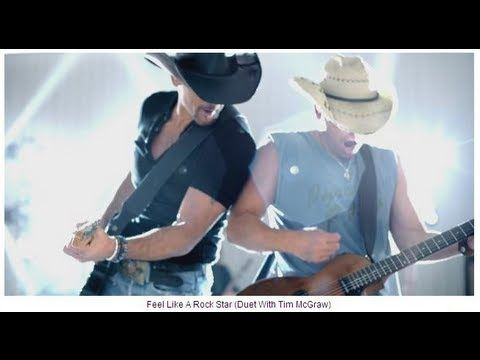 Music video by Kenny Chesney & Tim McGraw performing Feel Like A Rock Star (Duet With Tim McGraw). (C) 2012 Sony Music Entertainment