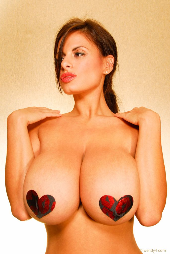 Huge tits anal orgy-3724