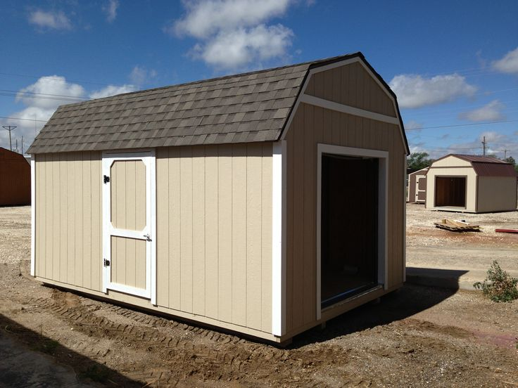 Wood Shed With Roll Up Door Tuff Shed Designs