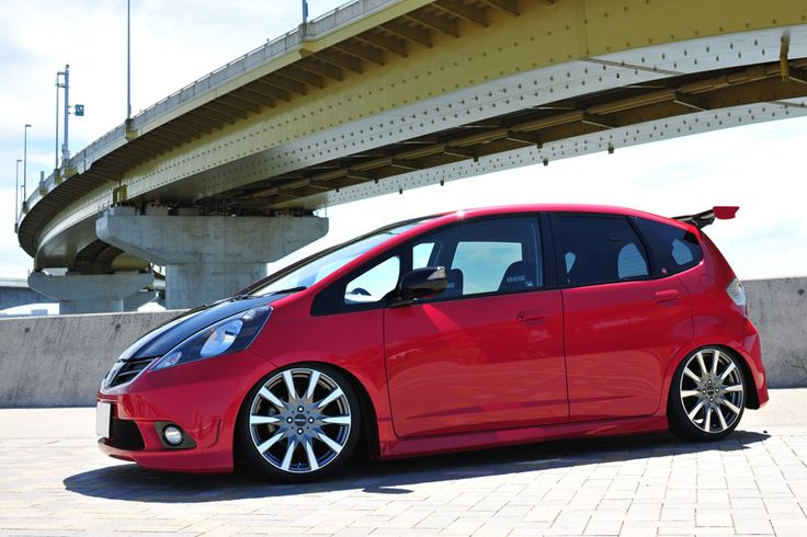 GE8 Lowered Thread - Post your pics!!! - Page 75 - Unofficial Honda FIT Forums