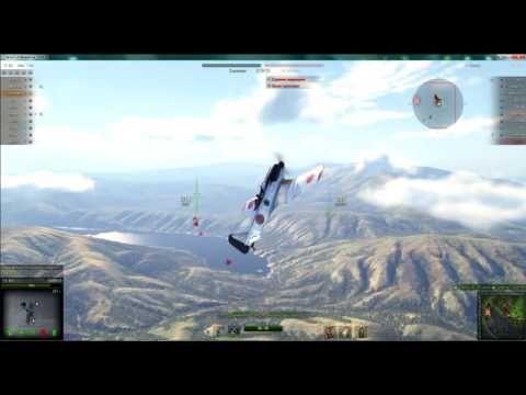игры самолеты онлайн, медаль АС на японском самолете Кавасаки Ки 5, Kawa...