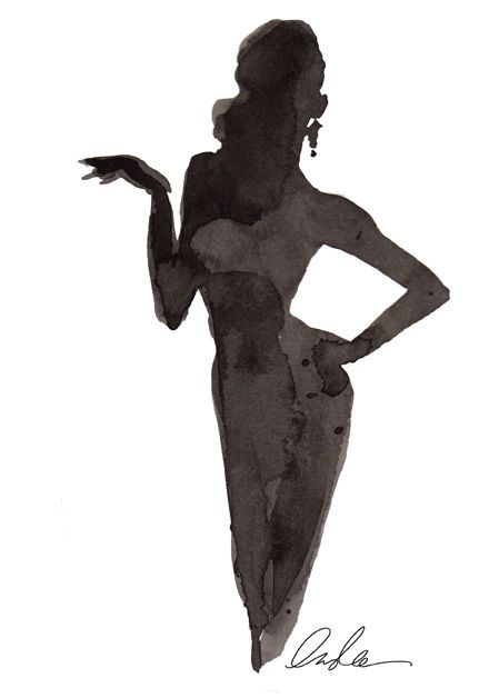 adventures in sumi | Inslee #illustration