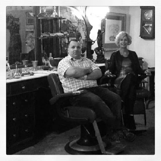 Inde Barbershop van Il Cavallino