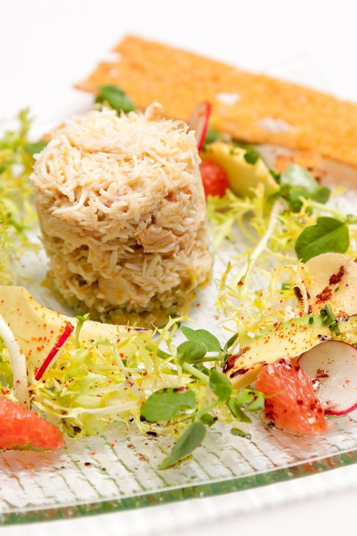 A fantastic collection of crab salad recipes from Great British Chefs including Pierre Koffman and Theo Randall.