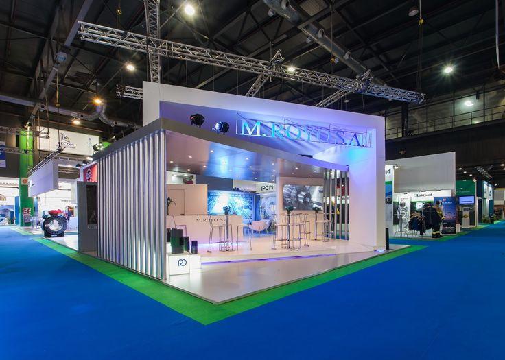 Exhibition Stall Reference : Concepto arquitectura publicitaria diseño y construcción