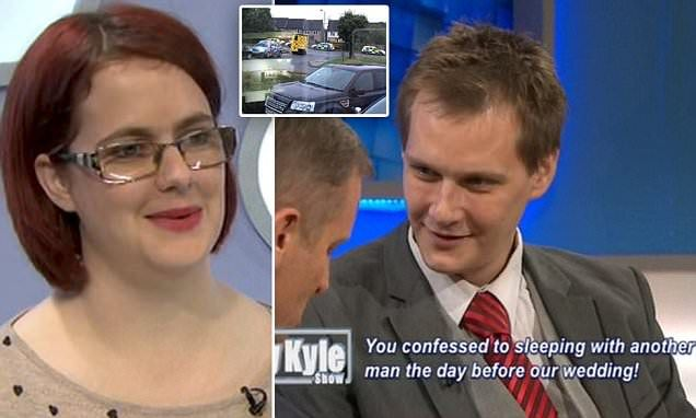 Man asssaulted wife after failed Jeremy Kyle lie detector | Daily Mail Online