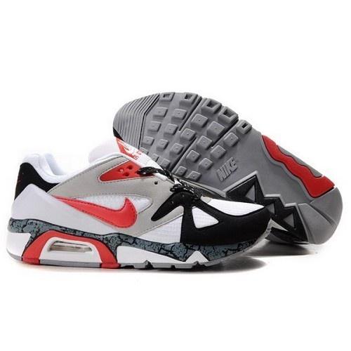 Classic Nike Air Max 91 Men White Wine Black Grey Blue Shoes $65
