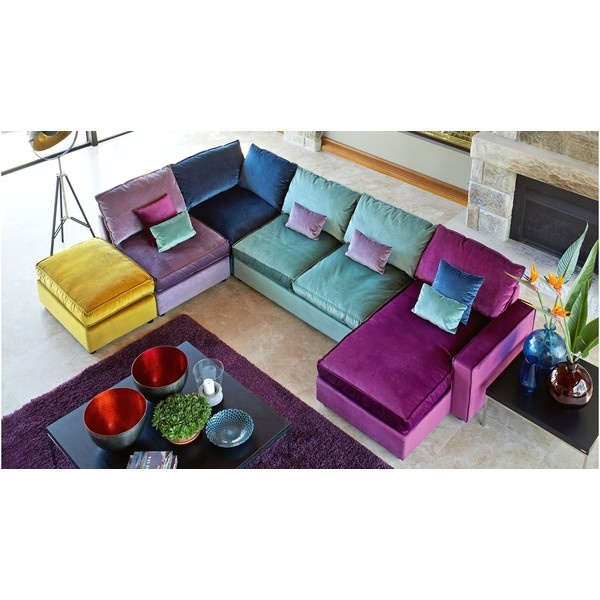 Cloud Modular Lounge Suite Liked On Polyvore