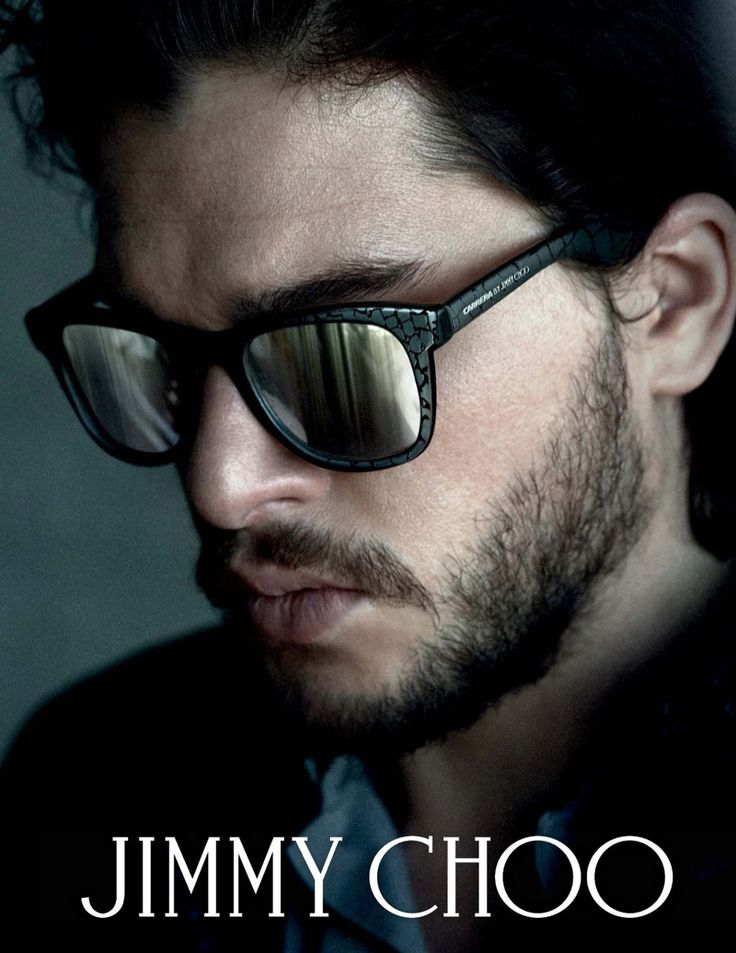 Kit Harington for Jimmy Choo Fall/Winter 2014 Campaign