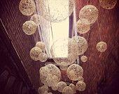 very ethereal //  handmade string lanterns