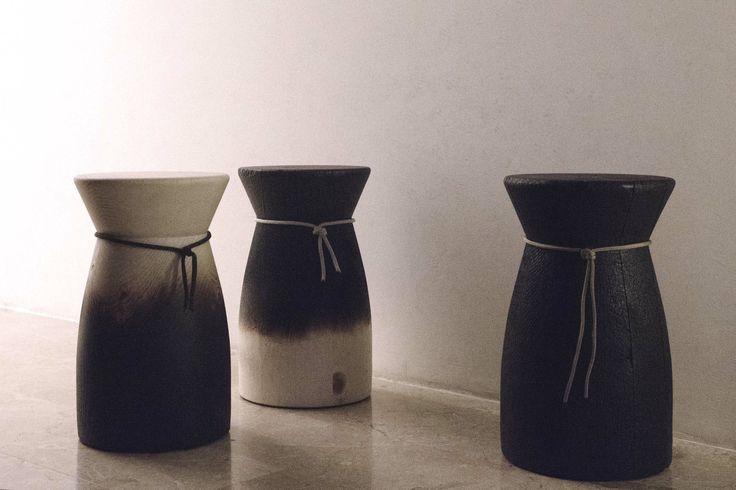 TOKO- Emilio Nanni,2014  For  SLOW WOOD+HAUTE MATERIAL