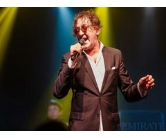 Tickets for famous Russian Musician Grigory Leps Dubai