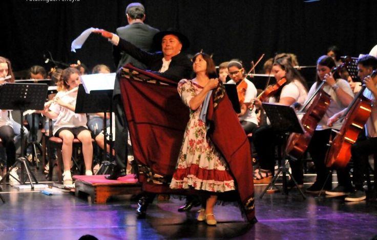 En Linea Noticias – La Orquesta Escuela cerró el año en el Teatro Municipal