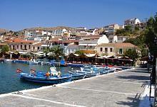 Samos, Pythagorion, Kokkari, Ireon, Greece, Griechenland