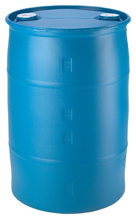 30 gallon Tight Head Plastic Drum