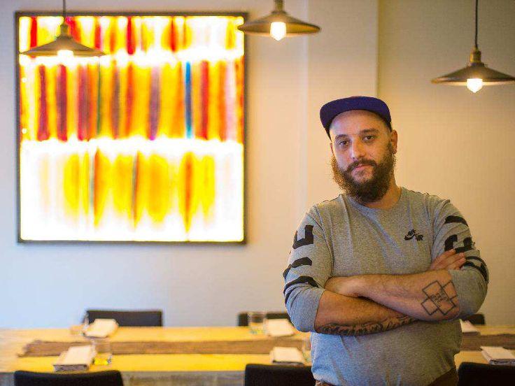 Chef Antonin Mousseau-Rivard kept the decor simple at his new restaurant Le Mousso.