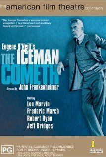 The Iceman Cometh (1973) Poster. Based on the play by Eugene O'Neill, premiered on Broadway Sept 2, 1956.