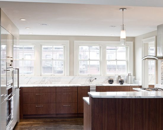 Walnut Kitchens Design, Pictures, Remodel, Decor and Ideas