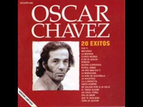 Oscar Chávez 1996- 20 Éxitos