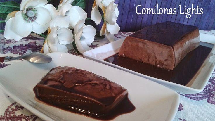 Comilonas Lights: Cuajada de chocolate y galletas maría