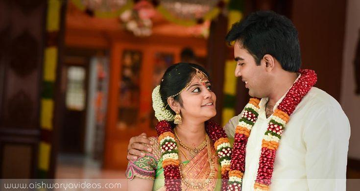 Vinod & Suhashini  - top wedding photography- Aishwarya Photos & Videos