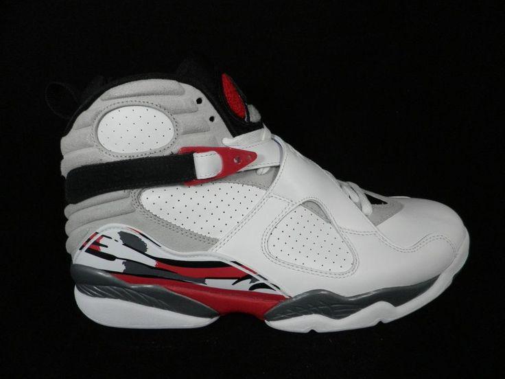 Vtg OG 2013 Nike Air Jordan VIII 8 s sz 12 X Hare Bugs Bunny Retro Playoff Aqua #Jordan #AthleticSneakers  #tcpkickz