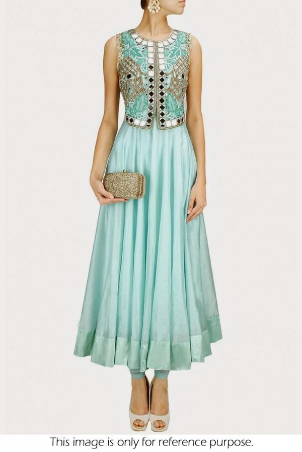 Trendy Suits have became the latest trend setters for style statement of Indian women. -www.cooliyo.com