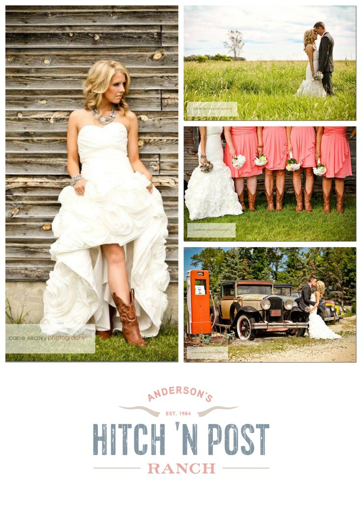 #AndersonsHitchnPostRanch #TheHitchnPost #CarrieEkoskyPhotography #RealWeddings  #MeaghanAndJames #Rustic #Wedding #Country #Chic