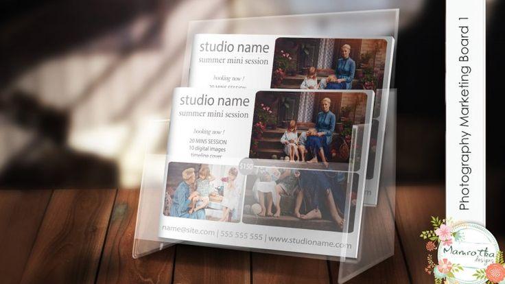 Photography Marketing Board 1