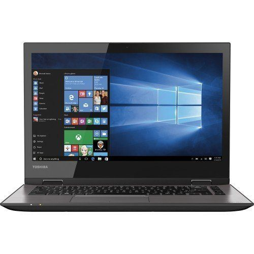 "Toshiba Radius 14"" Touch-screen Laptop - 5th Gen Intel Core / 6GB Memory / 500GB HD/ Webcam / Windows 10 Brushed Black/Brushed Metal   see more at  http://laptopscart.com/product/toshiba-radius-14-touch-screen-laptop-5th-gen-intel-core-6gb-memory-500gb-hd-webcam-windows-10-brushed-blackbrushed-metal/"
