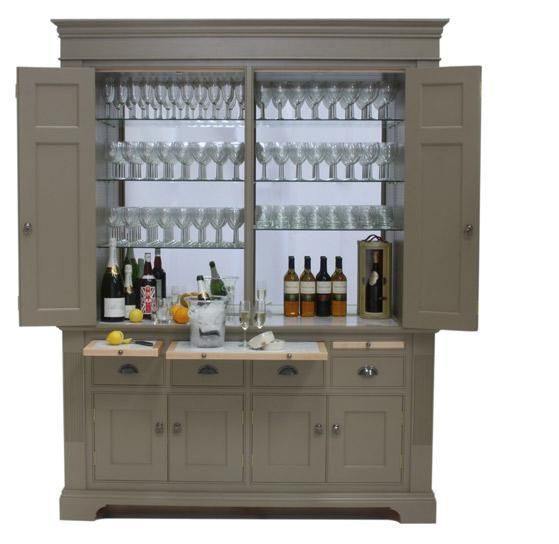 Lounge Tables And Bespoke Drinks Cabinets Oxford Corridor Gloucestershire UK