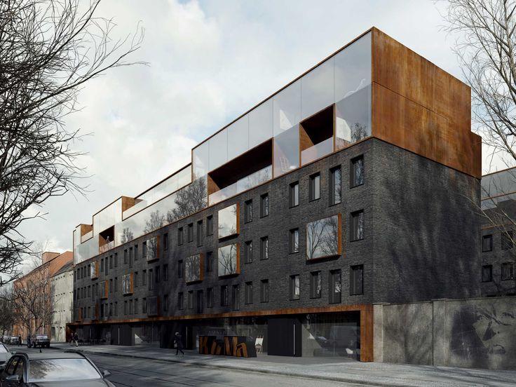 Cultural Center, Berlin, Germany 001