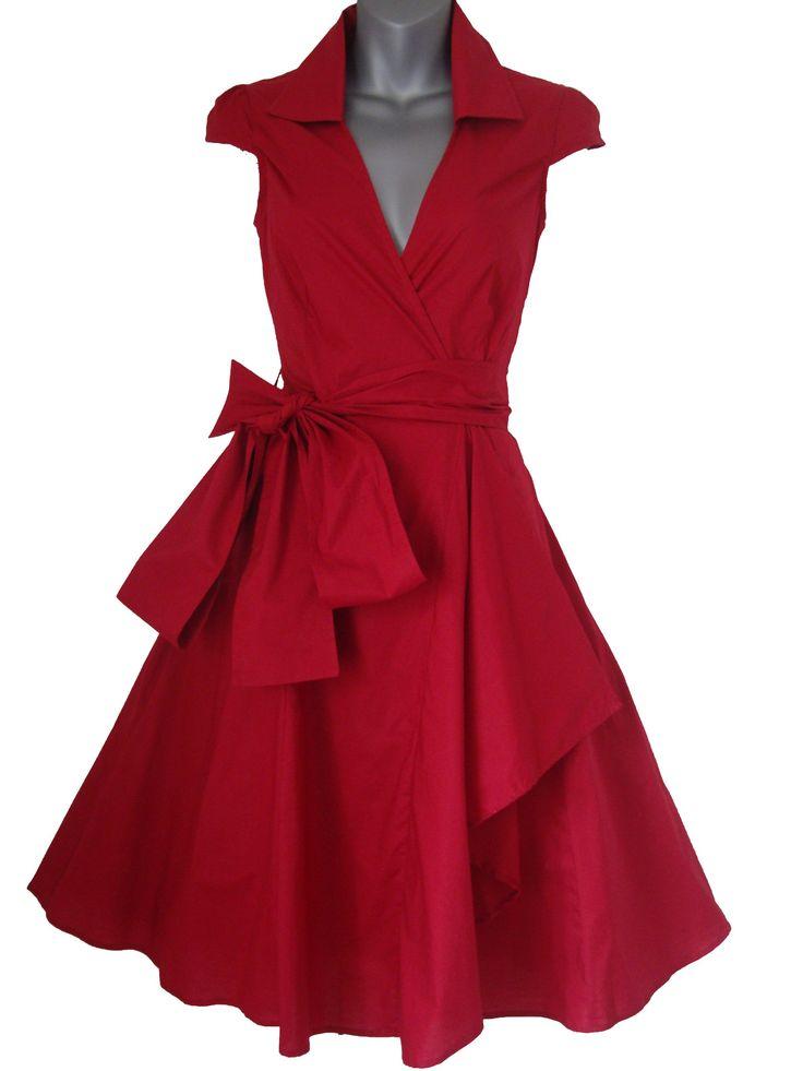1000 id es sur le th me jupe swing sur pinterest robes - Robe des annees 50 ...