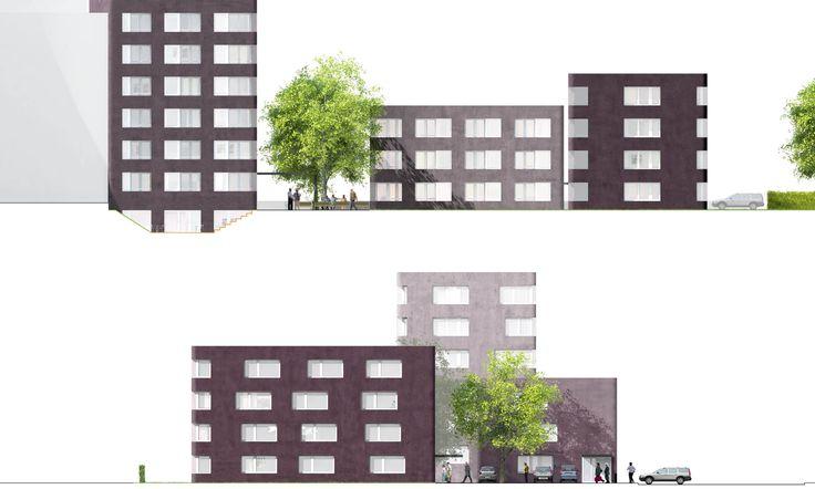 Chalupa architekti - penzion senioru, Opava
