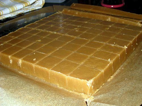 Reverse-Engineering See's Butterscotch Squares (recipe) | The Fascist Utopia's Propaganda Machine