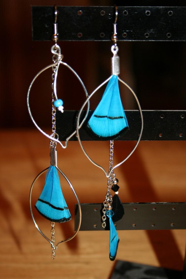 Boucles d'AméB Bleues