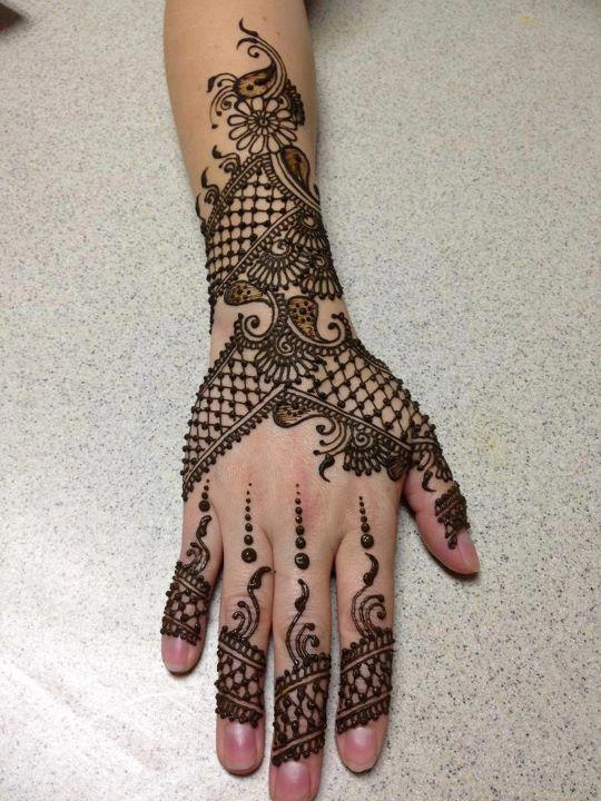 Indian Mehendi Art  Henna Designs  Pinterest  Mehendi