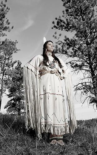 3 | One Artist's Mission To Photograph Every Native American Tribe In The U.S. | Co.Design | business + design