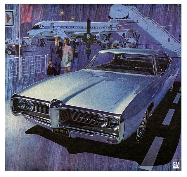 1968 Pontiac LeMans | Flickr - Photo Sharing!