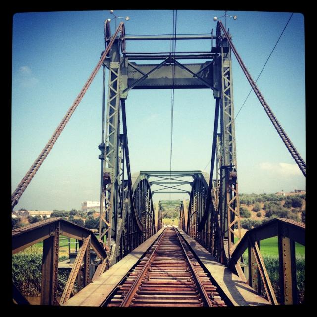 Ponte Comboio Alcácer do Sal