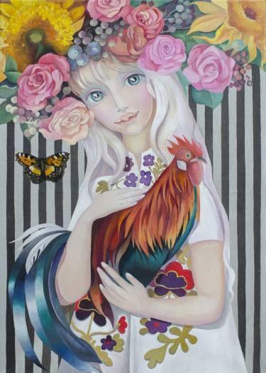 """Lady Spring"""