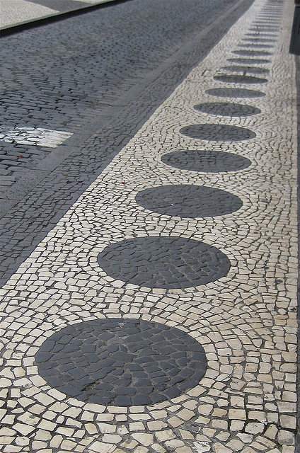 Pavement, Ponta Delgada by wonky knee, via Flickr