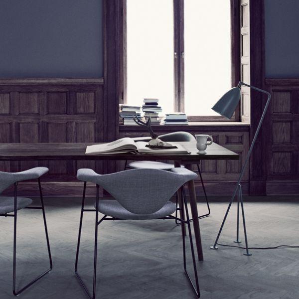 Warmgray by Greta Grossman #Design #interior  #homedecor #lamp  #workspace
