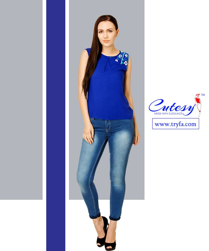 Buy trendy western wear for women at https://goo.gl/7nFSSO #fashion #onlineshopping #westernwear #trendyclothing #cutesy #tryfa