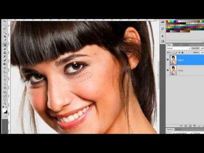 Aprendiendo a quitar las ojeras en tus fotos fácilmente con Photoshop