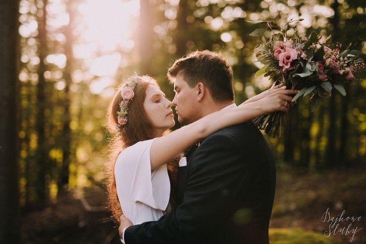 INNA Studio_wedding / wedding flowers / wedding session / fot. Bajkowe Śluby